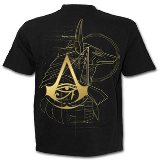 tričko pánské SPIRAL - ORIGINS - ANUBIS - Assassins Creed - Black, SPIRAL