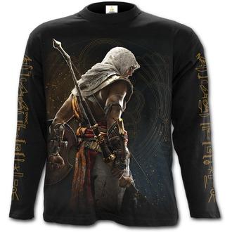 tričko pánské s dlouhým rukávem SPIRAL - ORIGINS - BAYEK - Assassins Creed - Black, SPIRAL