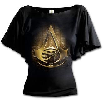 tričko dámské SPIRAL - ORIGINS LOGO - Assassins Creed, SPIRAL