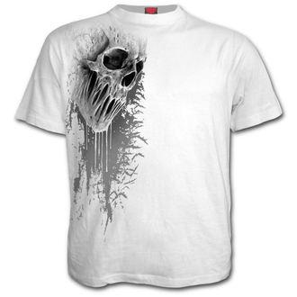 tričko pánské SPIRAL - BAT CURSE - White, SPIRAL