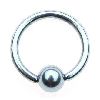 piercingový šperk - Metallic Blue - IV150