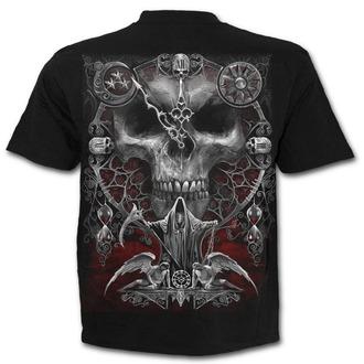 tričko pánské SPIRAL - SANDS OF DEATH - Black, SPIRAL