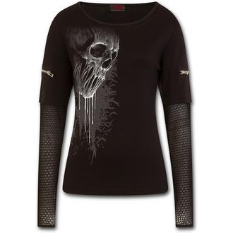 tričko dámské s dlouhým rukávem SPIRAL - BAT CURSE, SPIRAL