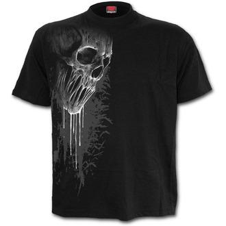 tričko unisex SPIRAL - BAT CURSE - Black - E026M121