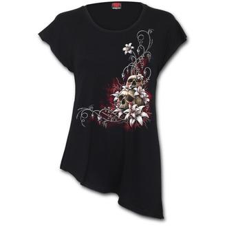 tričko dámské (tunika) SPIRAL - BLOOD TEARS, SPIRAL