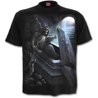 tričko pánské SPIRAL - UNFORGIVEN - Black, SPIRAL