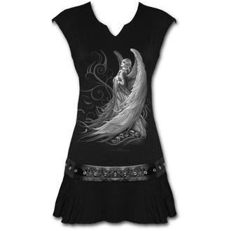 šaty dámské SPIRAL - CAPTIVE SPIRIT - Black - D079F108