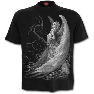 tričko pánské SPIRAL - CAPTIVE SPIRIT - Black - D079M101