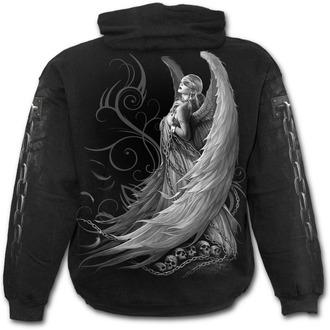 mikina pánská SPIRAL - CAPTIVE SPIRIT - Black, SPIRAL