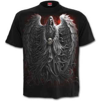 tričko pánské SPIRAL - DEATH ROBE - Black, SPIRAL
