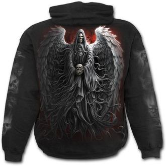 mikina pánská SPIRAL - DEATH ROBE - Black, SPIRAL