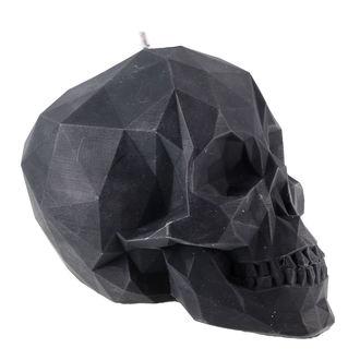 svíčka Skull - Black - YO007