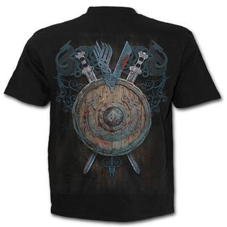 tričko pánské SPIRAL - Vikingové - BATTLE - Plus Size, SPIRAL