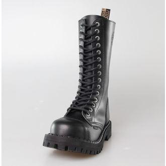 boty STEEL - 15 dírkové černé (135/136 Black)