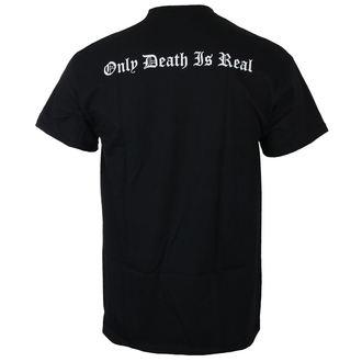 tričko pánské HELLHAMMER - RED LOGO APOCALYPTIC RAIDS - JSR, Just Say Rock, Hellhammer