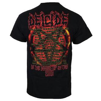 tričko pánské Deicide - PENTAGRAM - DATE BACK - JSR, Just Say Rock, Deicide