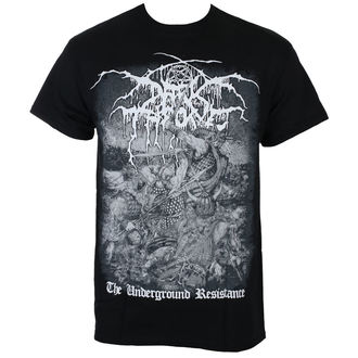 tričko pánské DARKTHRONE - UNDERGROUND - RESISTANCE - JSR, Just Say Rock, Darkthrone