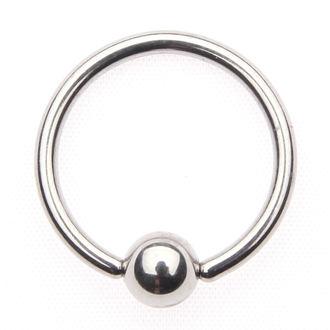 piercingový šperk - Ring/Ball - IV160