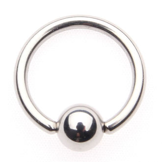 piercingový šperk - Ring/Ball