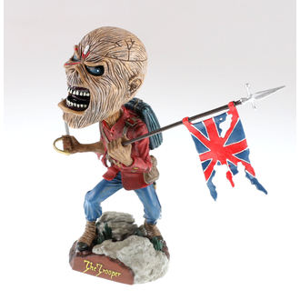 figurka Iron Maiden - Trooper - Head Knocker, NNM, Iron Maiden
