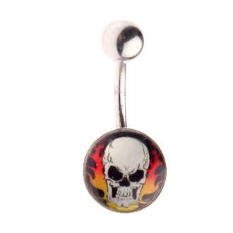 piercingový šperk Lebka - 1PCS - L 064