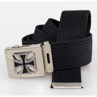 pásek Cross - Black, BLACK & METAL