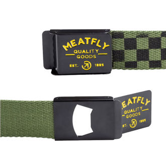pásek MEATFLY - SIREN C - 1/27/55 - Olive, MEATFLY