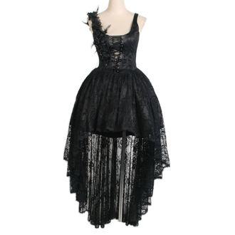 šaty dámské PUNK RAVE - Gardenia, PUNK RAVE