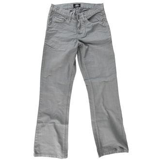 kalhoty pánské ADIO - VINTAGE FIT GREY DENIM, ADIO