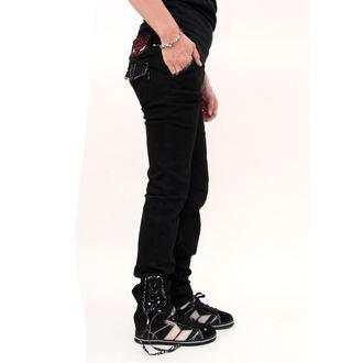 kalhoty dámské bokové EMILY THE STRANGE Feeling  Strange 2 jeans