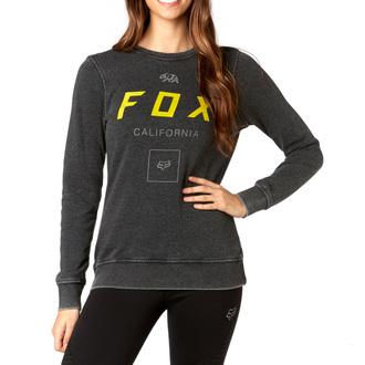 mikina dámská FOX - Growled - Black, FOX