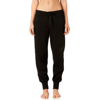 kalhoty dámské (tepláky) FOX - Agreer - Black, FOX