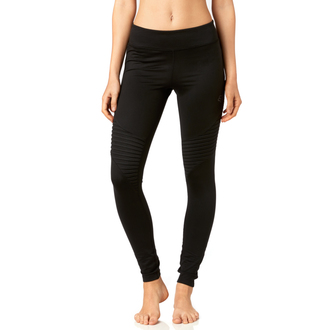kalhoty dámské (legíny) FOX - Moto - Black, FOX