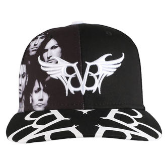kšiltovka BLACK VEIL BRIDES - BAND - PLASTIC HEAD, PLASTIC HEAD, Black Veil Brides