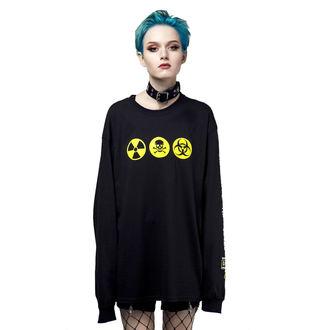tričko s dlouhým rukávem (unisex) DISTURBIA - Reactor, DISTURBIA
