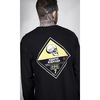 tričko s dlouhým rukávem (unisex) DISTURBIA - Reactor