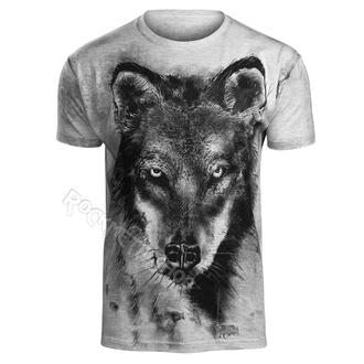 tričko pánské ALISTAR - Wolf, ALISTAR