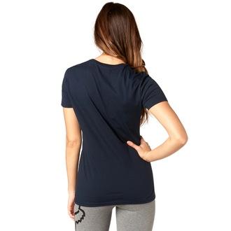 tričko dámské FOX - Draftr SS Crew - Midnight, FOX