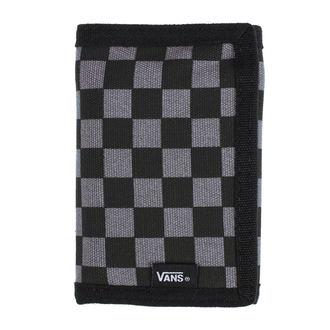 peněženka VANS - Slipped - Black/Gunmetal, VANS
