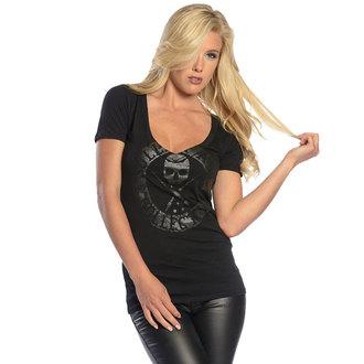 tričko dámské SULLEN - BOH HD - BLACK, SULLEN