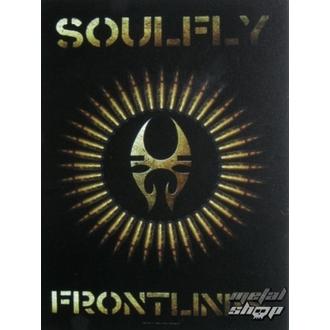 vlajka Soulfly - Frontlines - HFL0928