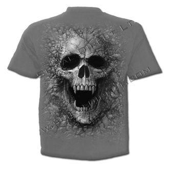 tričko pánské SPIRAL - Skulls Cove - E009M115