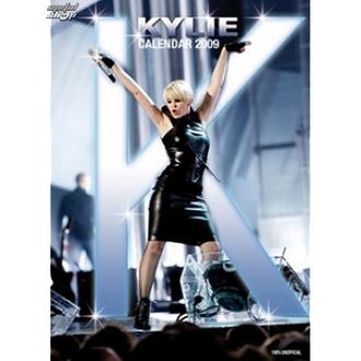 kalendář na rok 2009 - Kylie Minoque