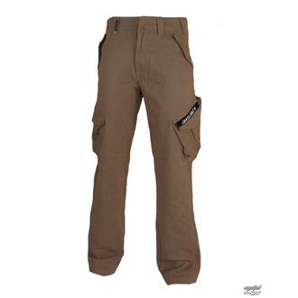kalhoty pánské SANTA CRUZ - Glock - OLIVE