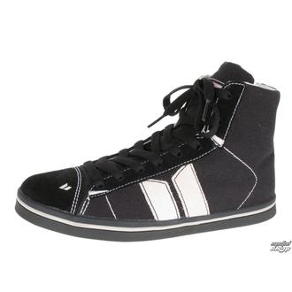 boty dámské MACBETH - Nolan - Black/Cement 1
