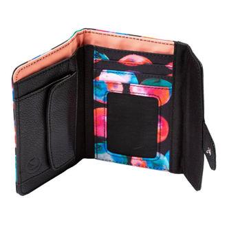 peněženka MEATFLY - NEEDLE - C - 2/26/55 - Blossom Black, MEATFLY
