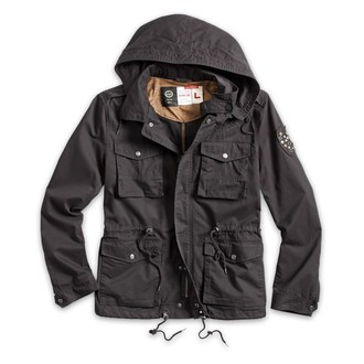 bunda pánská SURPLUS - Parka - Black - 20-2505-63