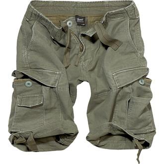 kraťasy pánské BRANDIT - Vintage Shorts Oliv - 2002/1