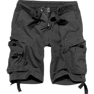 kraťasy pánské BRANDIT - Vintage Shorts Black - 2002/2