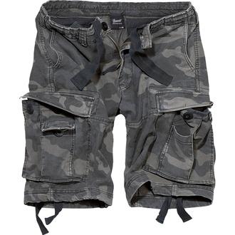 kraťasy pánské BRANDIT - Vintage Shorts Darkcamo - 2002/4